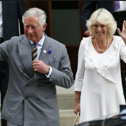 H.R.H. Prince Charles the Prince of Wales and Camilla, Duchess of Cornwall