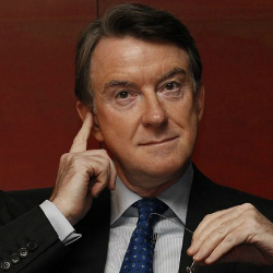 The Right Honourable Lord Mandelson